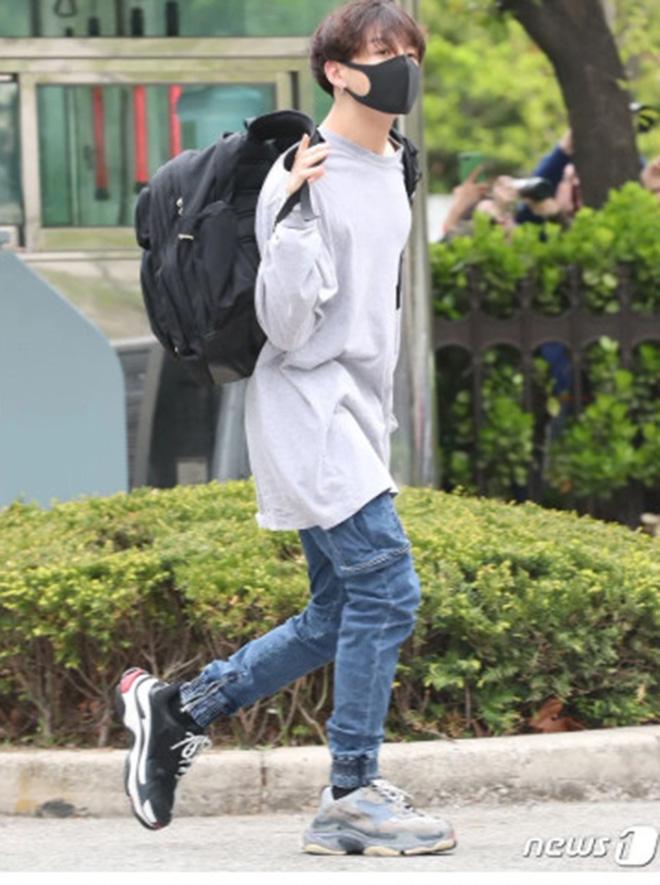 BTS, Bts, Jungkook, Phong cách Jungkook, RM, Jin, Em út Vàng BTS, bts, Boy With Luv
