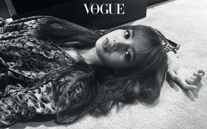Blakpink, Lisa, Lisa Blackpink, Lisa Vogue Korea, Lisa đẹp hút hồn