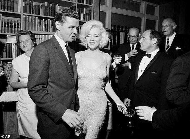 Marilyn Monroe, John F Kennedy, Tổng thống Mỹ Kennedy, Huyên thoại điện ảnh Monroe
