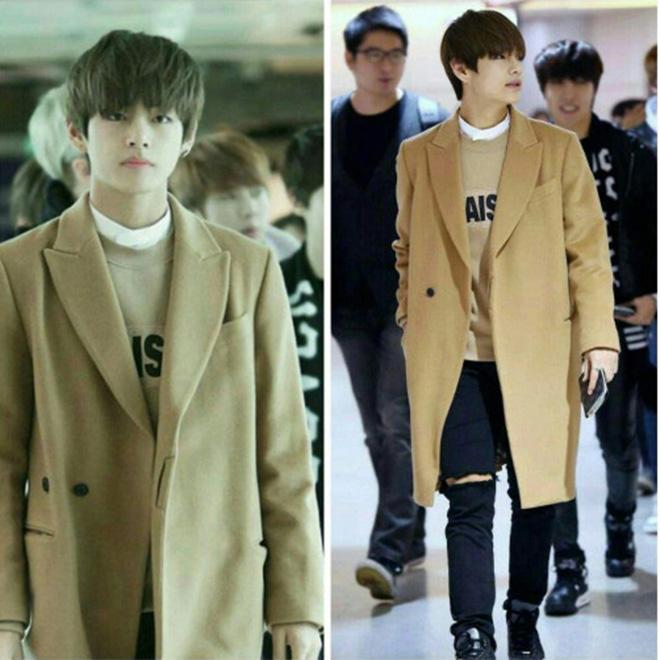 BTS, bts, Bts, V BTs, V BTS 9 mẹo thời trang, 9 cách mặc giống V BTS