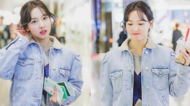 Từ trải nghiệm này, Nayeon biết Twice chưa nổi tiếng và phải làm việc siêng năng hơn