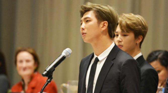 Lý do RM BTS là trưởng nhóm xuất chúng nhất trong nền K-pop