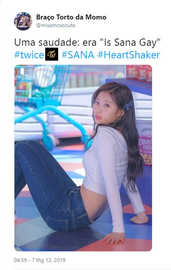 Twice, MV Heartshaker, Heartshaker, Sana gay, TT, Likey, Cheer Up
