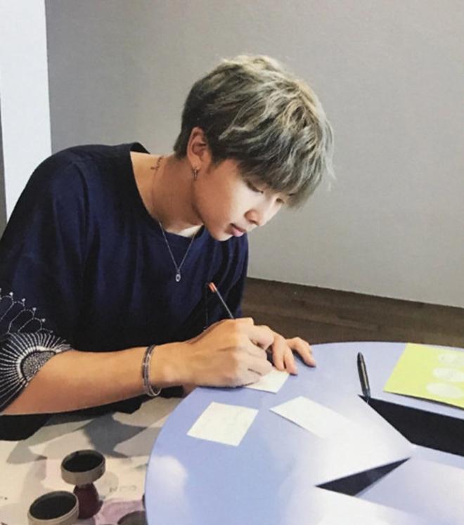BTS, Bts, Chữ viết tay, Jin, Suga, J-Hope, RM BTS, Jimin, V BTS, Jungkook, bts