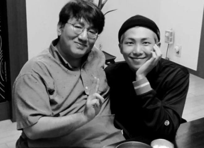 BTS, Bts, RM BTS, Bang Si Hyuk, Pdogg, Trào lưu BTS, bts
