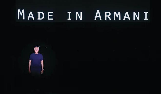 Giorgio Armani, Armani, Đế chế thời trang, Emporio Armani, Armani Exchange