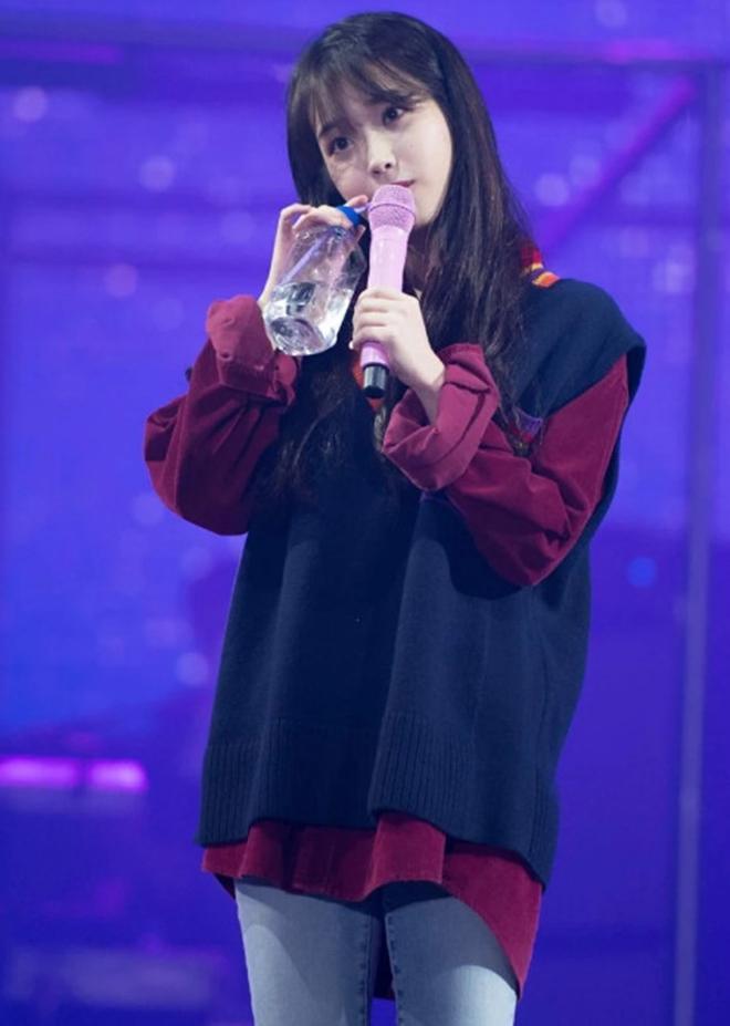 K-pop, IU, IU không uống rượu, IU không thuốc lá, IU không cà phê