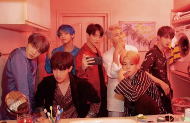 BTS, Bts, K-pop, BTS Grammy, Love Yourself, Billboard 200, BTS Spotify, bts
