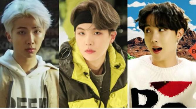 Trailer thể hiện các rapper BTS có quan điểm về cuộc sống khác nhau như thế nào?