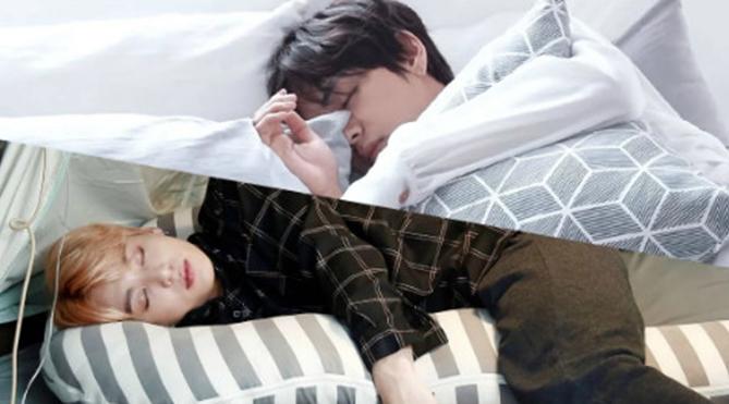BTS: 20 bức ảnh các chàng trai 'say ngủ' cực kỳ đáng yêu