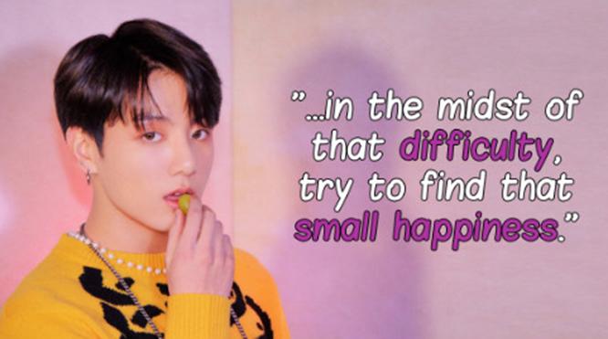 16 câu nói chí lý về cuộc sống của Jungkook BTS truyền sức mạnh cho ARMY