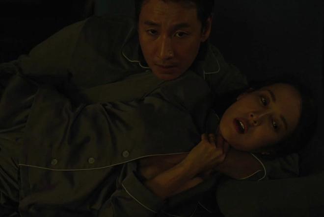 Ký sinh trùng, Parasite, Oscar 2020, Cảnh yêu nhau, Bong Joon Ho