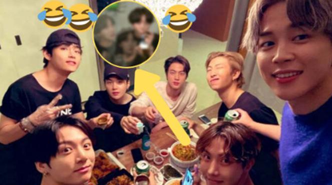 Những thời khắc hài hước nhất cho thấy BTS vui nhộn thế nào khi 'cầm ly'