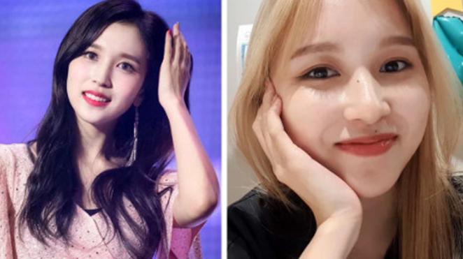 Mina Twice khiến fan bất ngờ khi tiết lộ lý do 'biến hình' với tóc vàng