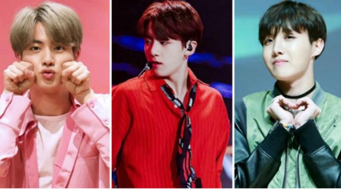 Màu sắc yêu thích của các chàng trai BTS và ý nghĩa đằng sau
