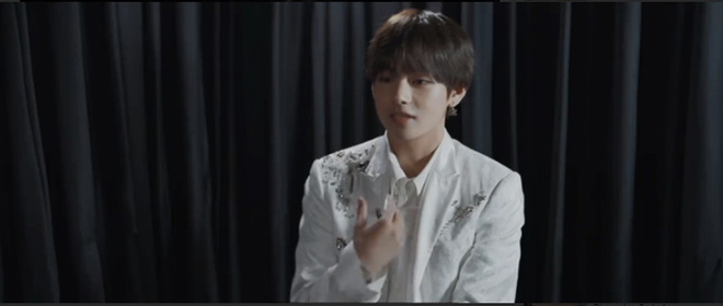 BTS, Jimin BTS, Jimin không còn than trách bản thân, Break The Silence
