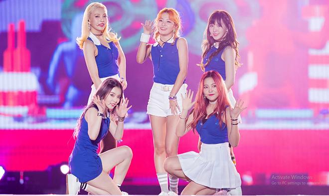 K pop social7 - BTS, Twice, Blackpink... nhóm nhạc thần tượng nào có lượng fan 'khủng' nhất trên MXH?