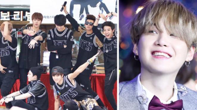 Suga tin các chàng trai BTS gặp nhau là do định mệnh, tại sao?