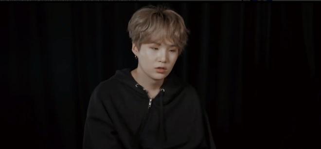 BTS, Suga BTS, Suga nói về cái giá của danh tiếng, Break The Silence, Jin BTS