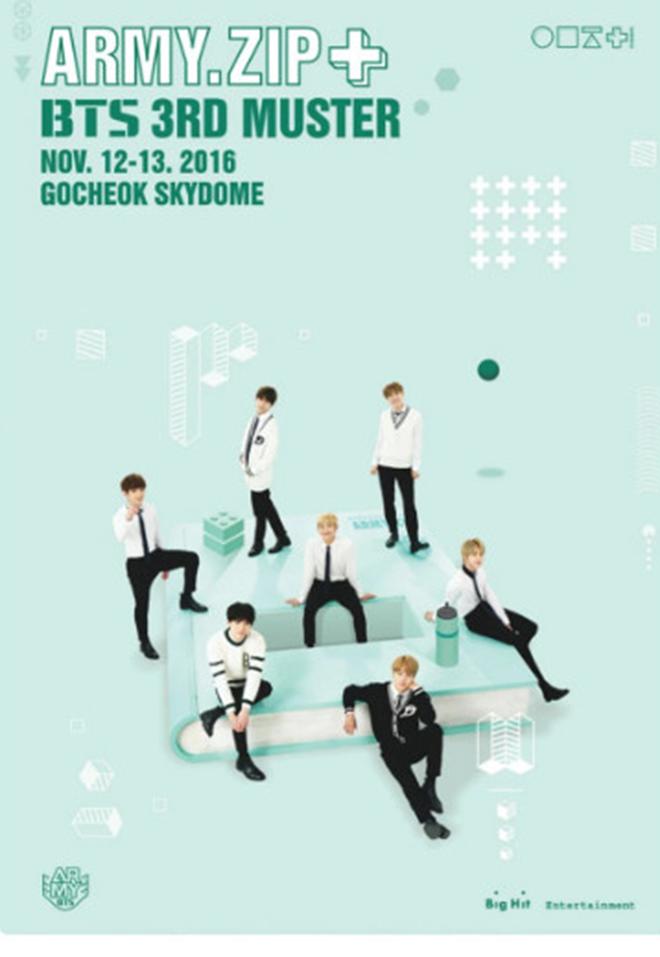 BTS, FESTA, Muster, Airplane Pt. 2, Spinebreaker, Magic Shop