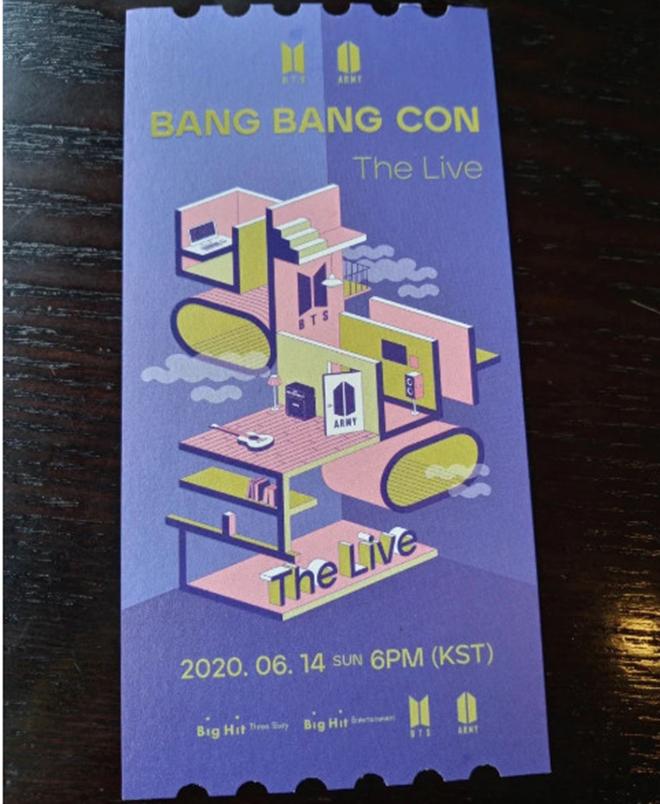 BTS, BANG BANG CON, Dope, Boy With Luv, Spring Day, Big Hit Entertainment