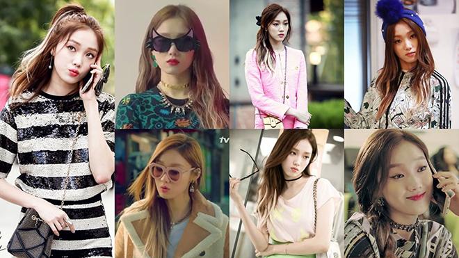 K-Drama, Son Ye Jin, Jun Ji Hyun, Park Min Young, IU, Kim Da Mi, Lee Sung Kyung