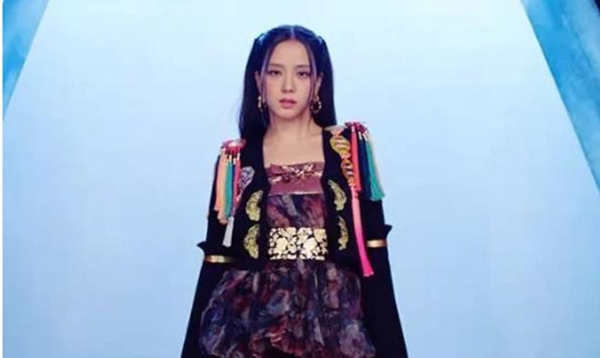 Blackpink, How You Like That, Hanbok cách tân, Hanbok truyền thống, Jimmy Fallon
