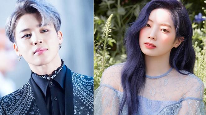 Suga BTS, Blackpink, Twice… thần tượng K-pop với những màu tóc 'rợ' khó dám thử