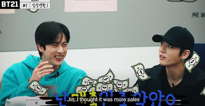 BTS, Suga, Jimin, V BTS, BT21 UNIVERSE 3, Jin, Shooky, BT21, K-Drama, RM BTS