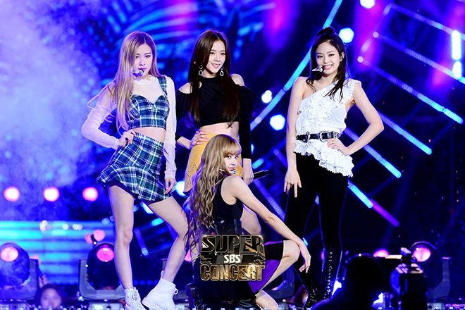 BTS, Doanh thu tour diễn K-pop ở Mỹ, Blackpink, Twice, Red Velvet, SuperM, GOT7, K-pop