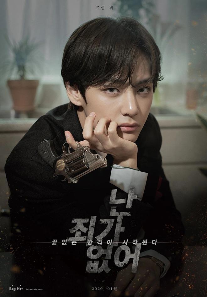 BTS, V BTS, V BTS đóng phản diện, V trai ngoan BTS, Hoa Lang, Hwarang, K-Drama