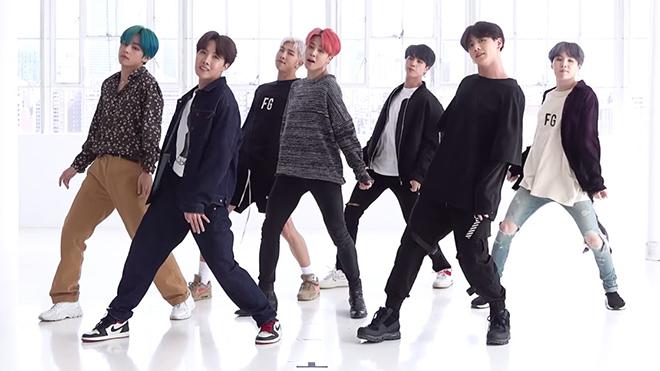 BTS, Blue Sky, Blue Sky của BTS, Vũ trụ BTS, BTS Universe, Thỏa thuận bảo mật