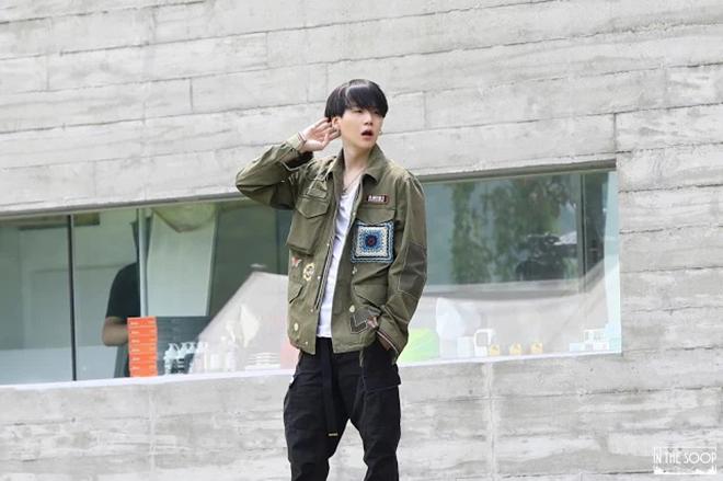 BTS, In the SOOP, Attack On Bangtan, Suga, RM BTS, BTS ký túc xá, Dynamite