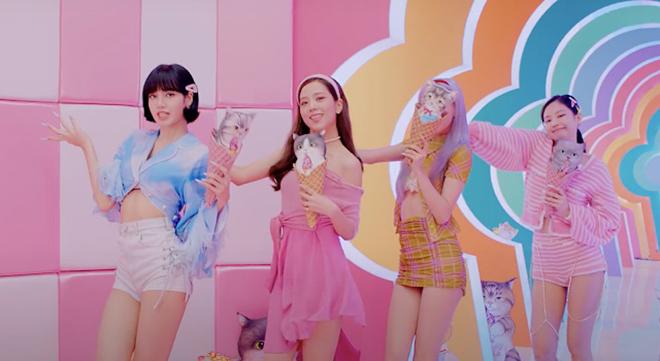 Blackpink, Ice Cream, Jennie, Jisoo, Rosé, Rose, Chanel, Gu thời trang Blackpink