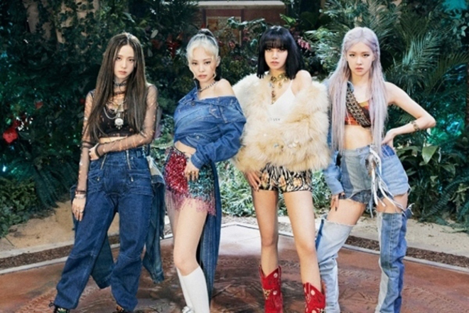 Blackpink, Twice, Teaser, GFRIEND, NCT Dream, Stray Kids, (G)I-DLE, IU, Suga, K-pop