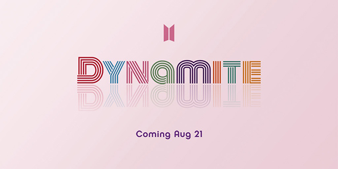 BTS, Đĩa đơn Dynamite, Dynamite, Giả thuyết về tên đĩa đơn Dynamite, ARMY Bomb