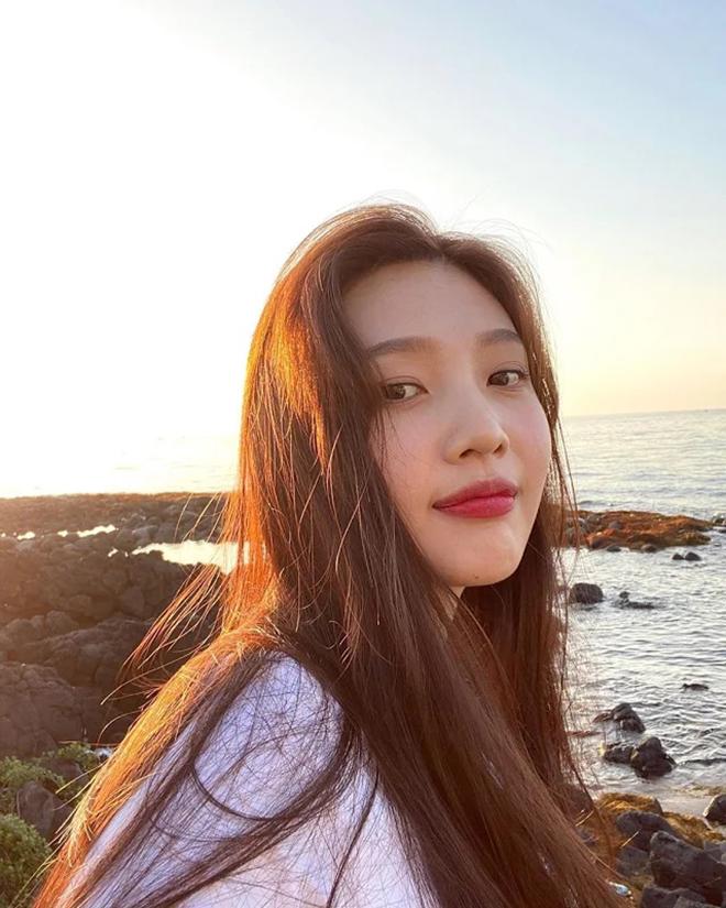Red Velvet, Joy, Salty Tour, Joy không thích dùng app filter, K-pop