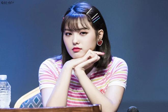 Momoland, Chia line trong Momoland, Nancy, Hyebin, Jane, Nayun, JooE, Ahin