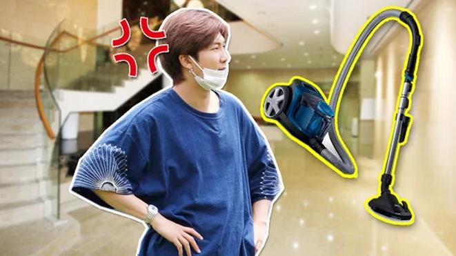 RM 'gây thù chuốc oán' trong BTS với với những tiếng ồn trong đêm