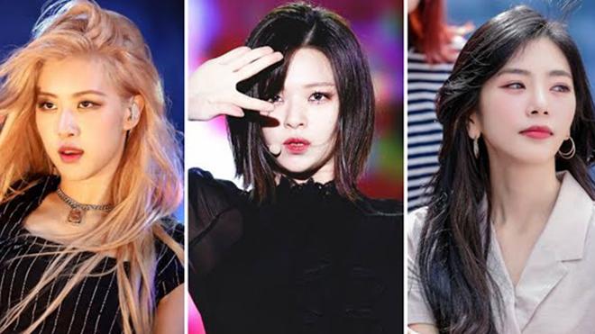 Fan chọn 25 nữ thần K-pop đẹp nhất: Blackpink, Twice, Red Velvet