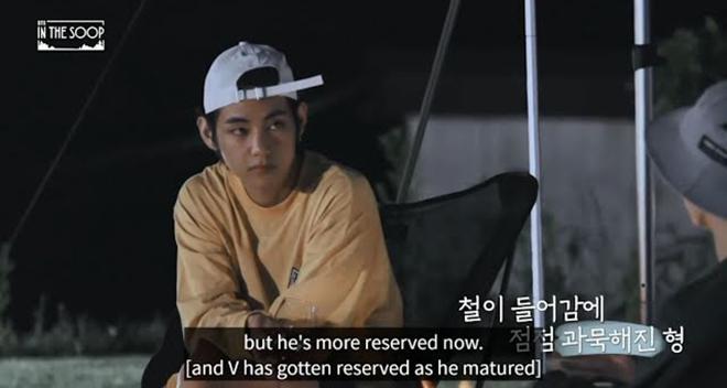 BTS, Jungkook, V BTS, Tình bạn giữa Jungkook và V, In the SOOP