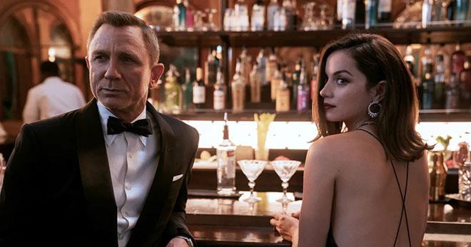 No Time To Die, Phim Bond mới, Daniel Craig, Jeffrey Wright, Trailer phim Bond