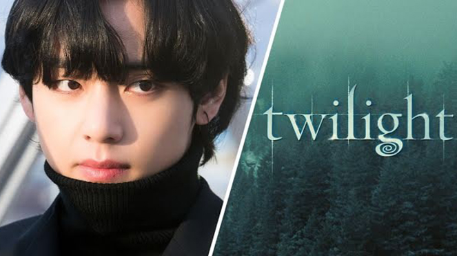 V BTS nhiều lúc 'biến hình' thành ma cà rồng, 'vampire' mới của 'Twilight Saga'?