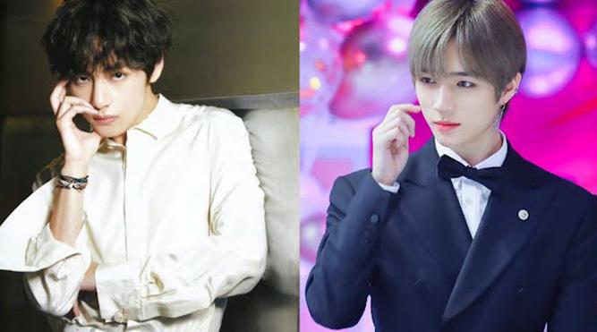 11 nam thần K-pop có 'visual' như búp bê: V BTS, Beomgyu TXT, Baekhyun EXO