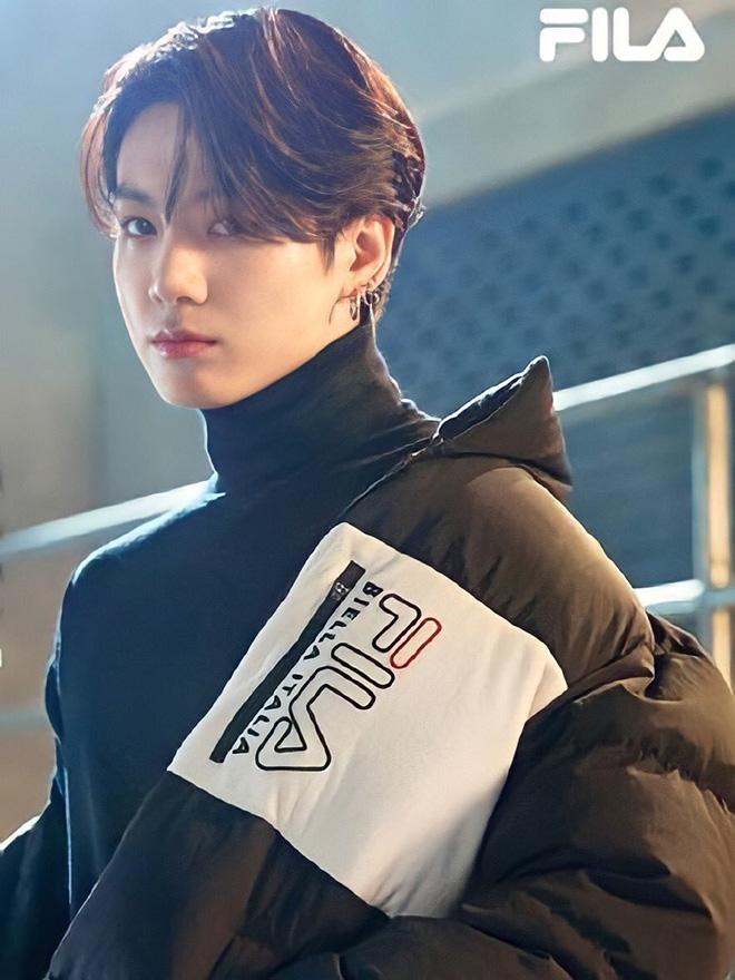 BTS, Vẻ đẹp của Jungkook, Global Face Genius, Jungkook là tiêu chuẩn sắc đẹp