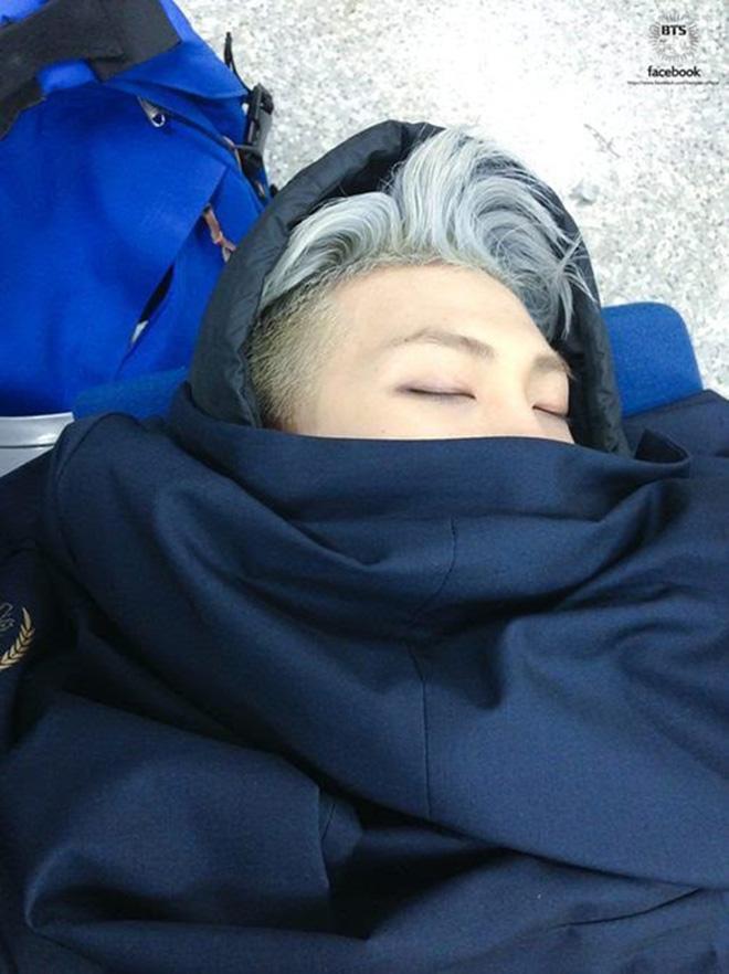 BTS, RM BTS, Suga, RM ngủ ngáy, Suga tuyên bố về tiếng ngáy của RM, Cultwo Show