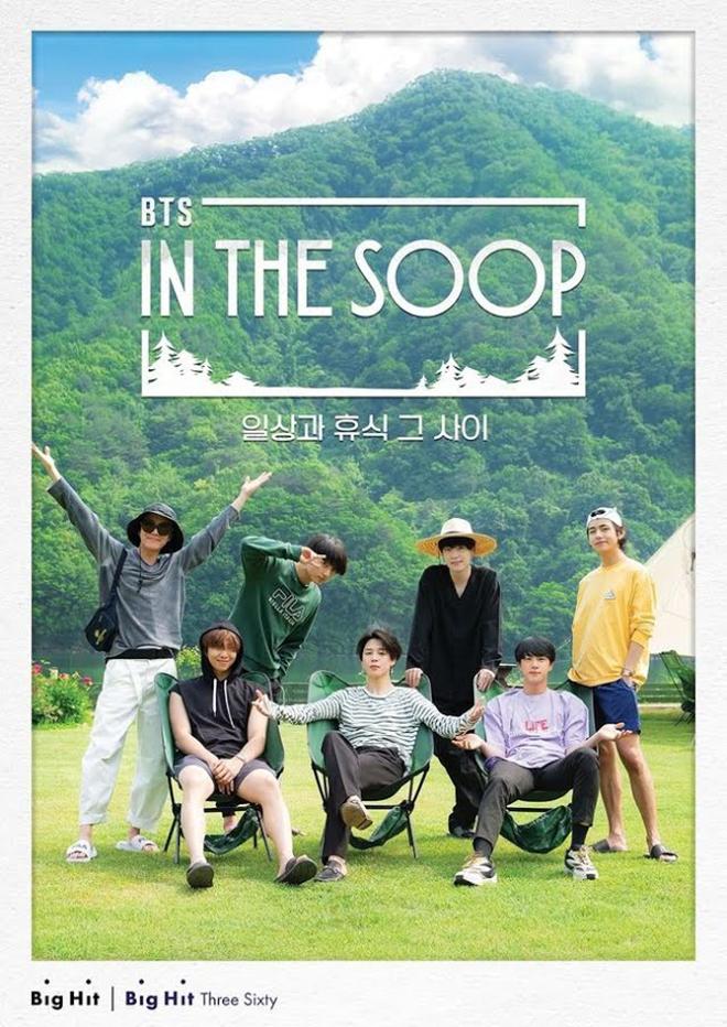 BTS, Bon Voyage 4, V BTS, V BTS mặc lệch pha, Dynamite, Bang Bang Con The Live