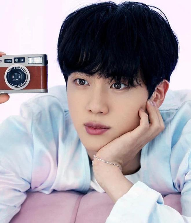 BTS, Visual của BTS, Trai đẹp toàn cầu, Vẻ đẹp siêu thực của V BTS, Jin