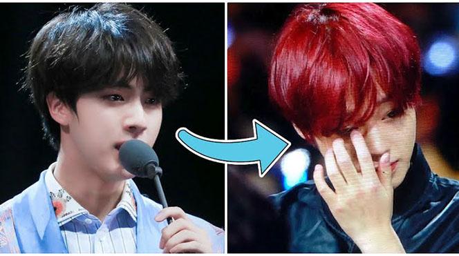 4 lần BTS khiến các ngôi sao phải khóc