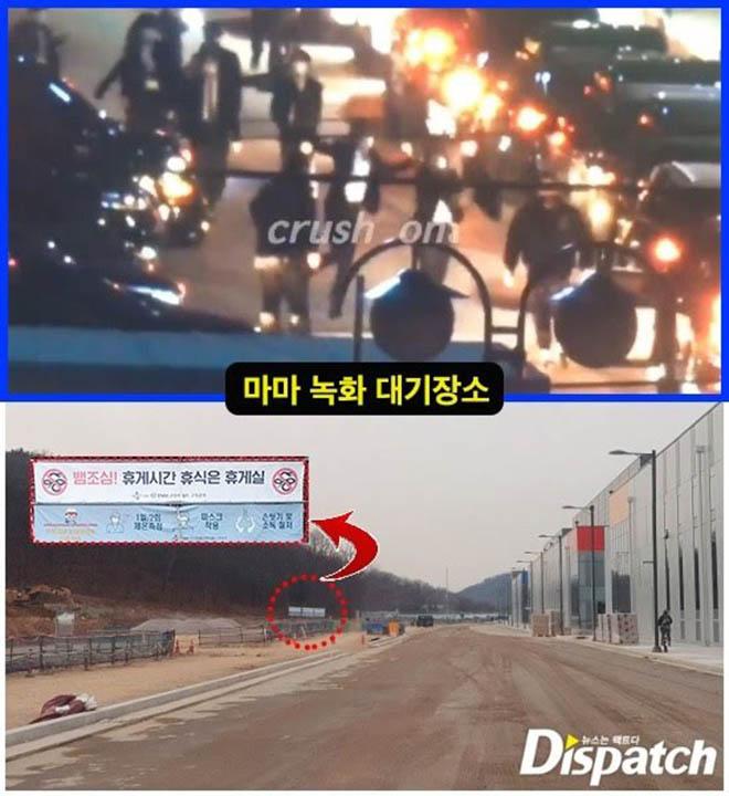 MAMA 2020, Thần tượng K-pop bị đau họng, khó thở, CJ ENM Contents World